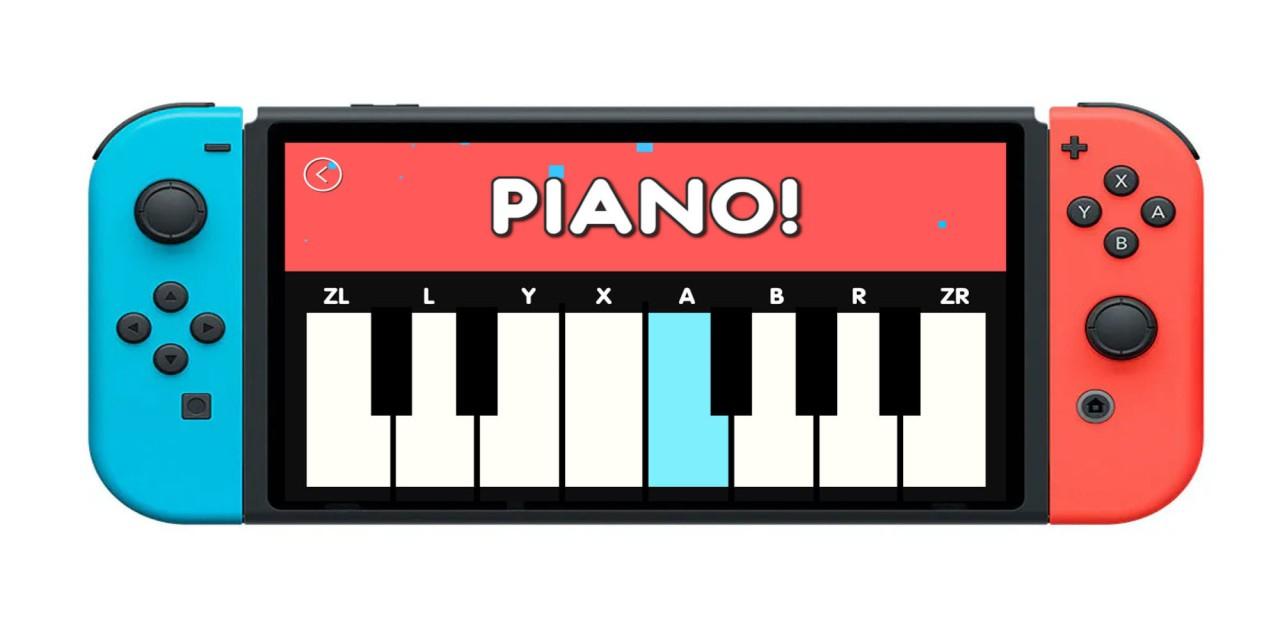Piano sur Nintendo Switch (Dématérialisé)