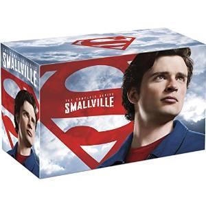 Coffret DVD : L'intégrale de Smallville