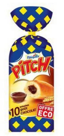 2 Paquets de 10 brioches Pitch Pasquier (via 1.74€ fidélité + BDR)