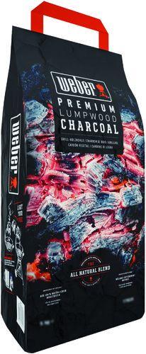Lot de 3 sacs de 3kg de charbon de bois Weber (9kg) - Dans une sélection de magasins
