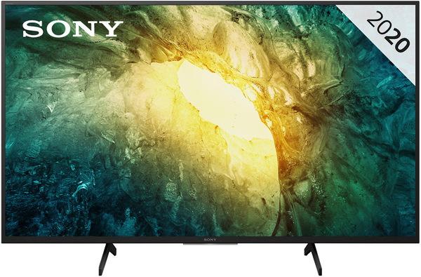 "Tv 65"" SONY KD-65X7056 - 4K UHD, HDR , Smart TV"