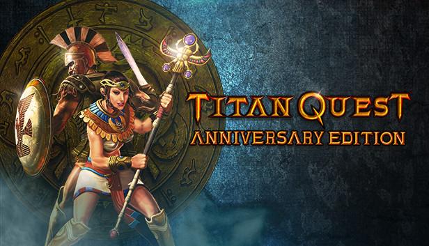 Titan Quest Anniversary Edition sur PC (Dématérialisé)