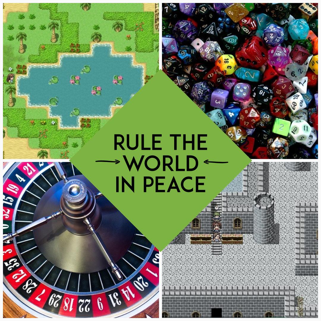 Jeu Rule The World in Peace gratuit sur PC (Dématérialisé - DRM-Free)