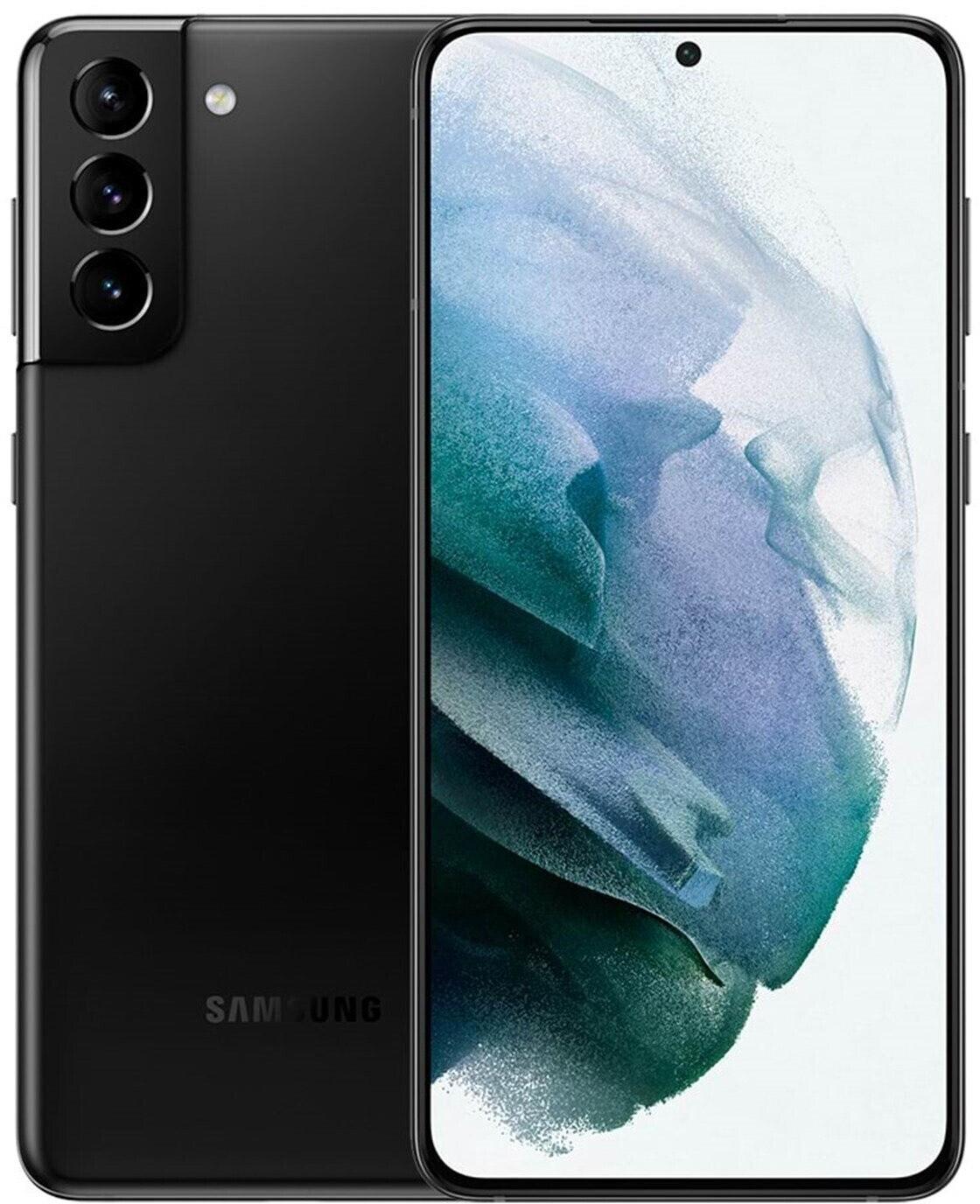 "Smartphone 6.7"" Galaxy S21+ Plus - 128 Go, Double SIM, Noir fantôme (801€ avec le code RAKUTEN10 +24,33€ en RP)"