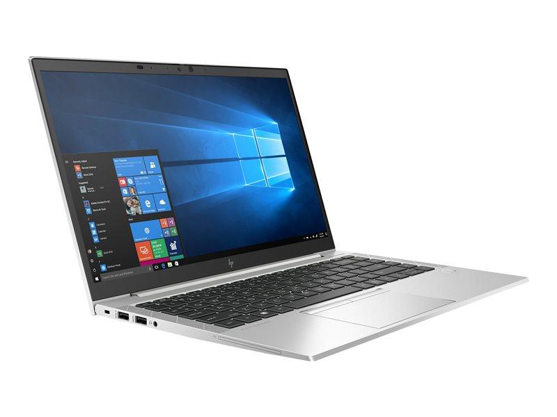 "PC Portable 14"" HP EliteBook 845 G7 - Full HD, Ryzen 7 Pro 4750U, 16 Go RAM, 512 Go SSD, Windows 10"