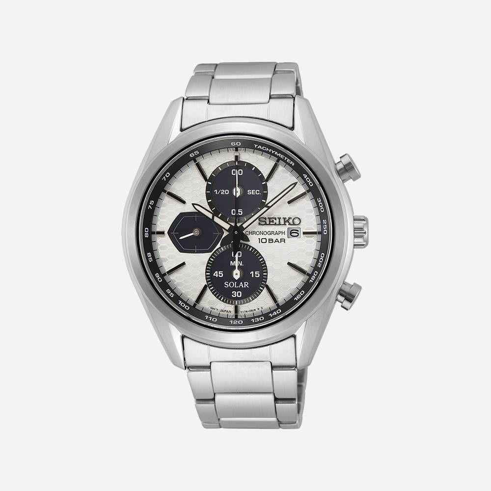 Montre Chronographe Solaire Seiko SSC769P1 - Verre Saphir, 41mm (vendeur tiers - frais de livraison inclus)
