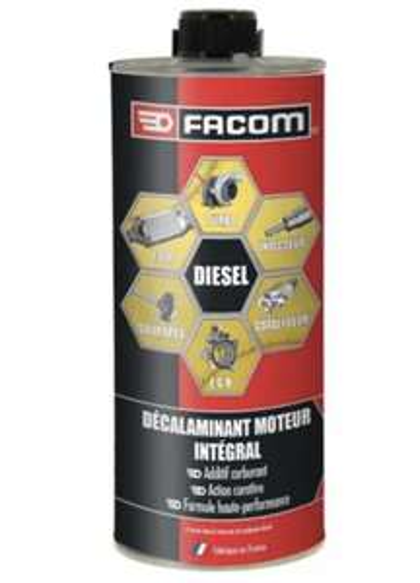 Décrassant Intégral Diesel Facom 6 en 1 - 1 L