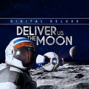 Deliver Us The Moon Deluxe Digital Edition sur PS4 (Dématérialisé)
