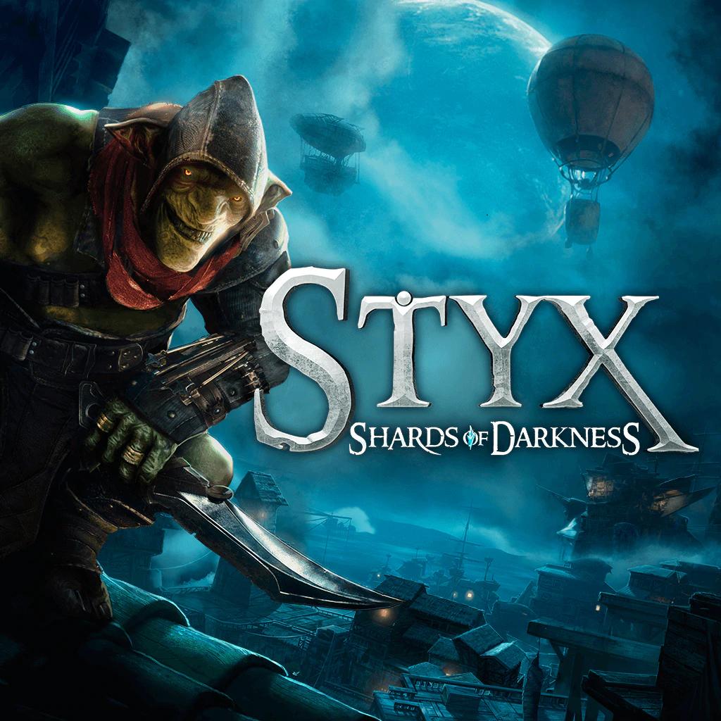 Styx Shards of Darkness sur PS4 (Dématérialisé)