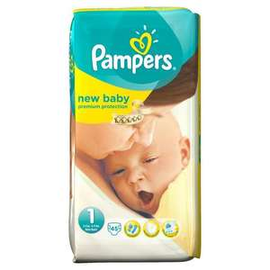 Paquet de 45 Couches Pampers New baby - Taille 1, 2 à 5kg
