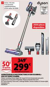 Aspirateur balai Dyson V8 Animal + Kit maison