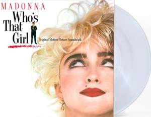 Vinyle transparent - BOF Who's that girl