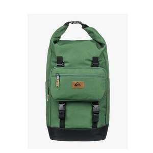 Sac à dos étanche Quicksilver Sea Stash Plus - Kaki (nautigames.com)