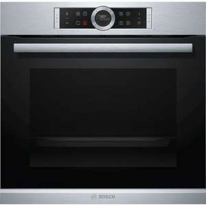 Four multifonctions Bosch HBG675BS2 - Pyrolyse, 71L