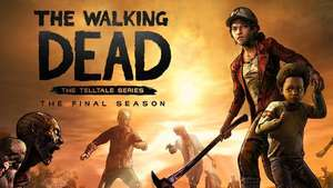 Jeu The Walking Dead : The Final Season sur PC (Dématérialisé - Steam)