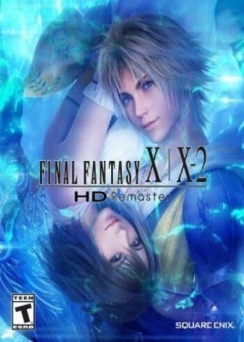 Final Fantasy X / X-2 HD Remaster sur PC (Dématérialisé - Steam)