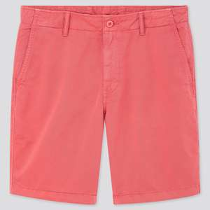 Short Homme Chino - Rose (Tailles S à XL)
