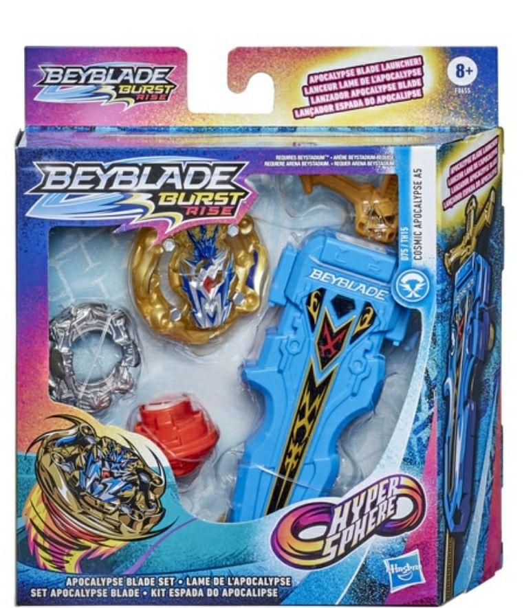 Toupie Lanceur Apocalypse Beyblade Burst Rise Hypersphere (Retrait magasin)