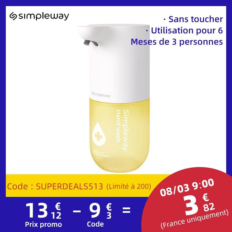 Distributeur automatique de savon sans-contact Simpleway C1 - 300 ml (entrepôt Pologne)