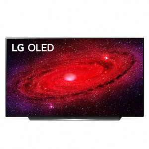 """TV 55"""" LG OLED55CX - 4K UHD, HDR 10 Pro, 100 Hz, OLED, Dolby Atmos & Vision IQ, Smart TV (Frontaliers Suisse)"""