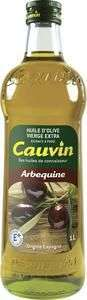 Huile d'Olive Vierge Extra Cauvin Arbequine (1L)