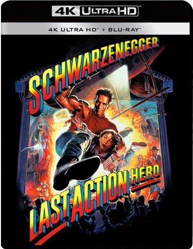 [Précommande] Blu-ray 4K UHD + Blu-ray Last action Hero
