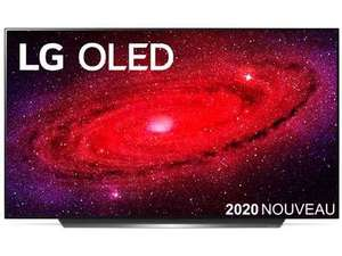 "TV OLED 65"" LG OLED65CX6 - 4K UHD, Smart TV (Frontaliers Suisse)"