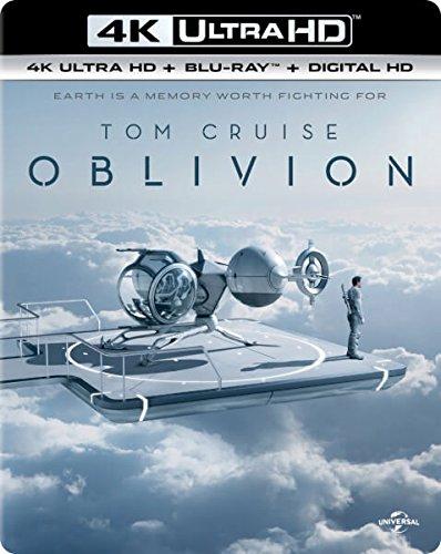Blu-ray 4K UHD Oblivion (+ Blu-ray + version numérique UV)