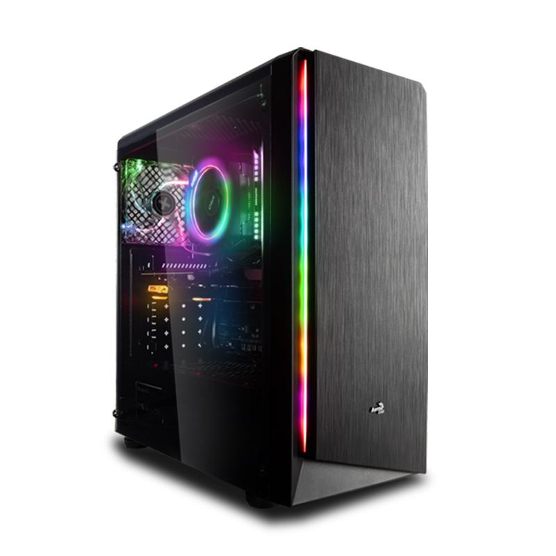 PC Ryzen 5 3600, RX-6800, 16Go RAM (3200MHz), 500Go SSD, B450 Tomahawk, alim. be quiet! 600W, Win. 10 (1500€ avec 5600X) - Agando-Shop.fr