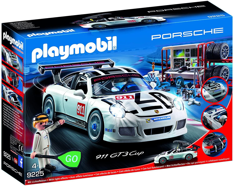 Jeu de construction Playmobil Porsche 911 GT3 Cup (9225) - Lillenium Lille (59)