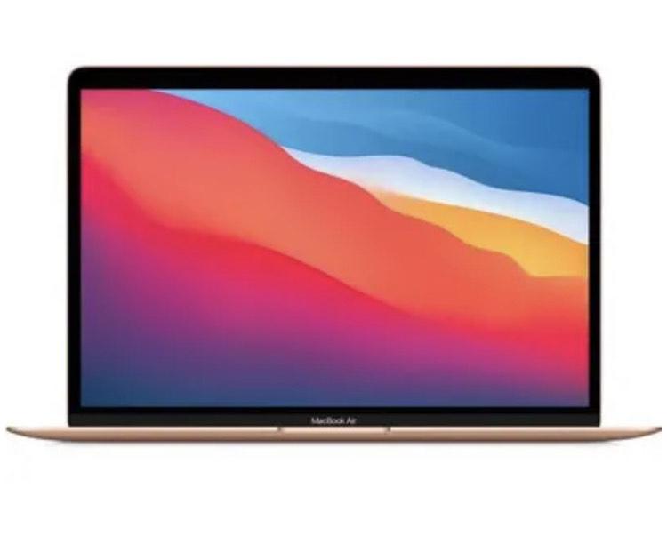 "PC Portable 13.3"" MacBook Air (2020) - Apple M1, 8 Go RAM, 256 Go SSD, Or"