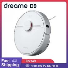 Aspirateur robot Dreame D9 (Entrepôt France)