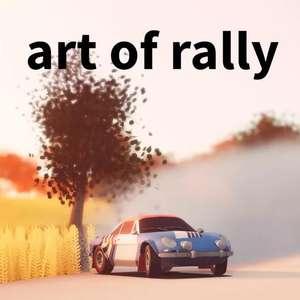 Art of Rally sur PC (Dématérialisé - Store RU via VPN)