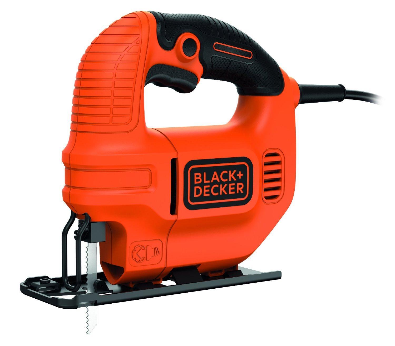 Sélection d'outils Black & Decker en promo - Ex : Scie sauteuse Black & Decker KS501 - 400 W
