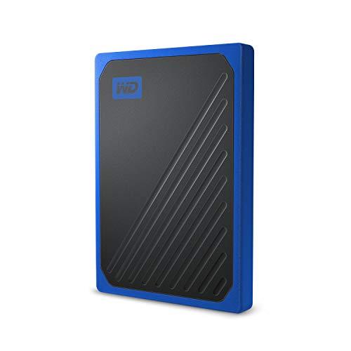 "SSD Portable 2.5"" WD My Passport Go - 500 Go"