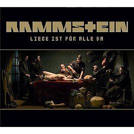 Double Vinyle Rammstein : Liebe ist für alle da