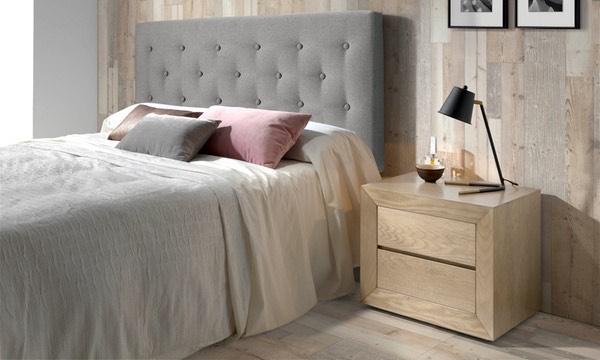 Tête de lit Oslo (Diverses tailles) - Ex : 90 x 100