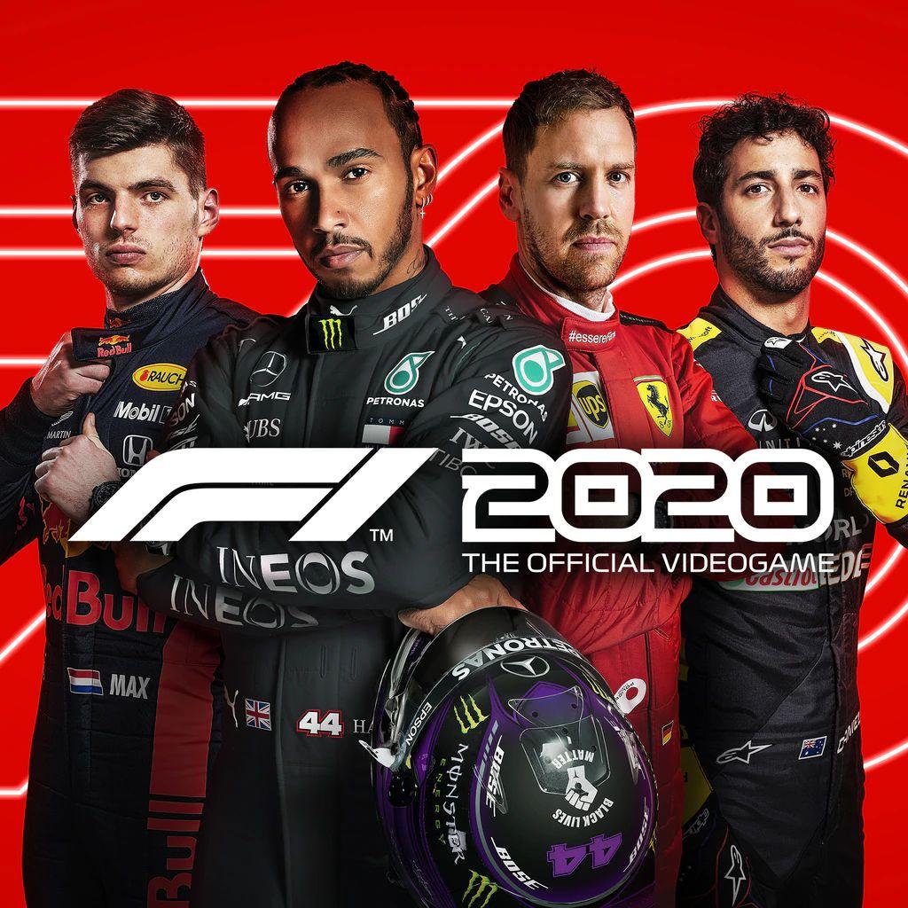 Jeu F1 2020 sur PC (Dématérialisé)