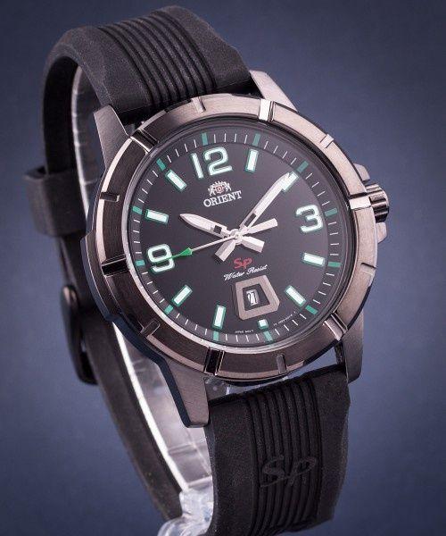 Montre quartz Orient Sport FUNE9008B0 - 43 mm (Frais d'importation et de douane inclus)
