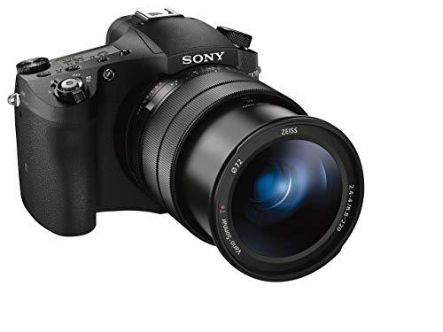 Appareil Photo Bridge Sony Cybershot RX10 III (Capteur de Type 1.0, Optique Zeiss 24-600mm f/2.8-4.0 , Vidéo 4K)