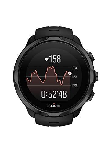 Montre sportive Suunto Spartan Sport Wrist HR - Noir (Reconditionné - Bon état)