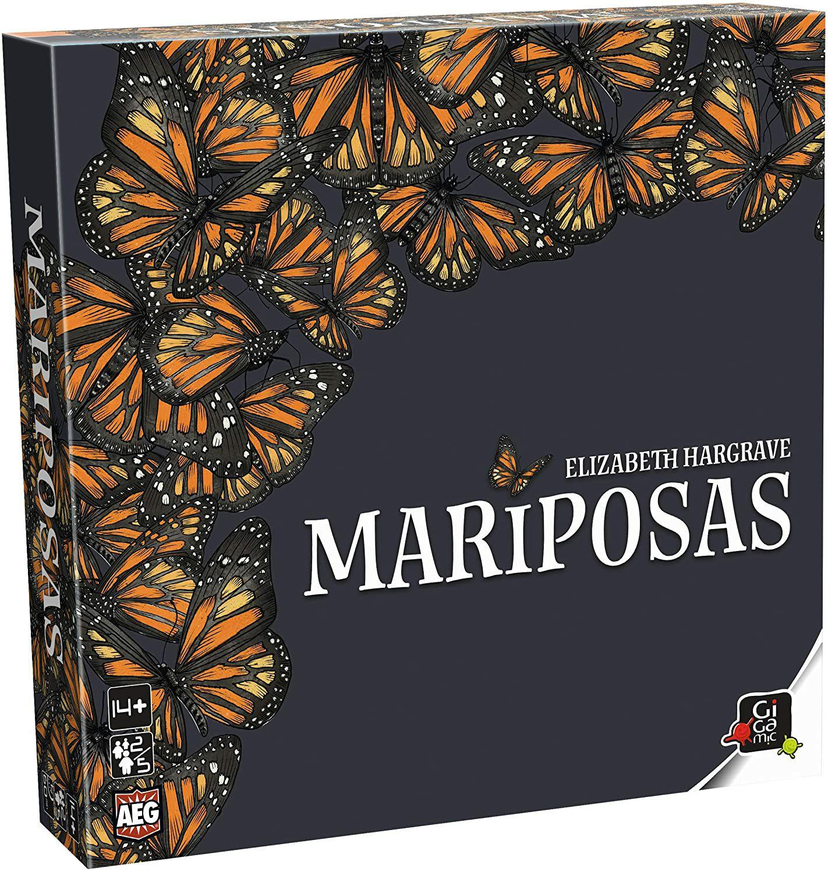 Jeu de Société Mariposas
