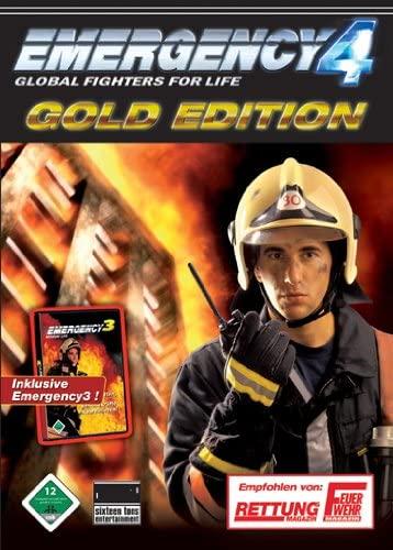 Emergency 4 Premium Gold sur PC - Langue IT & ES (Dématérialisé - DRM-Free) - fxinteractive.com