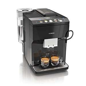 Machine à expresso automatique avec broyeur à grains Siemens EQ.500 Classic Black TP503R09