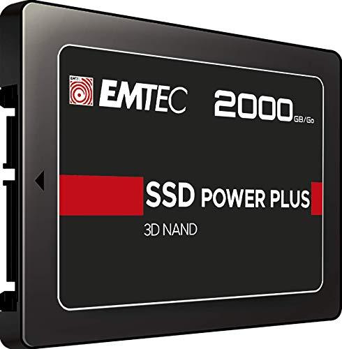 "SSD interne 2.5"" Emtec X150 Power ECSSD2TX150 (3D NAND) - 2 To"