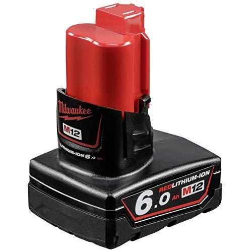 Batterie Milwaukee 4932451395 12V 6Ah Lithium-ION