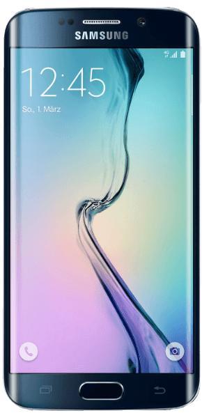 "Smartphone 5.1"" Samsung Galaxy S6 Edge - Octa-Core 2.1Ghz - 3Go de ram - 32 Go + Enceinte Sans-fil Samsung WAM6500"