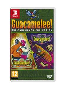 Guacamelee! One-Two Punch Collection sur Switch