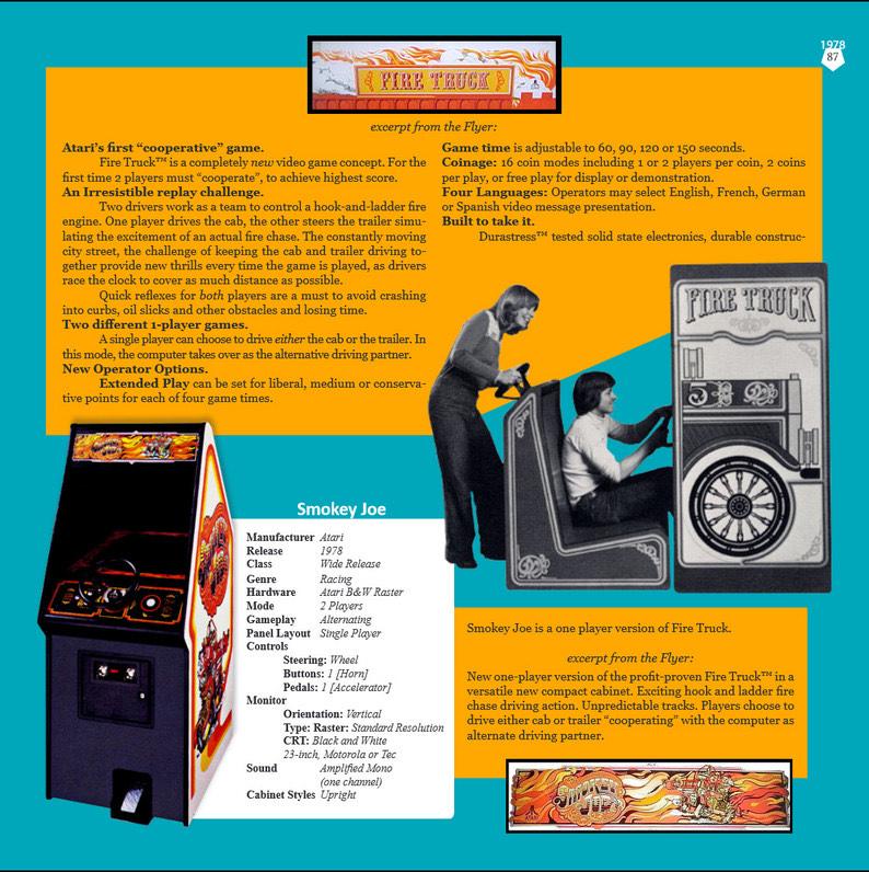 The Arcade Encyclopedia 1977-1979 sur PC (dématérialisé)