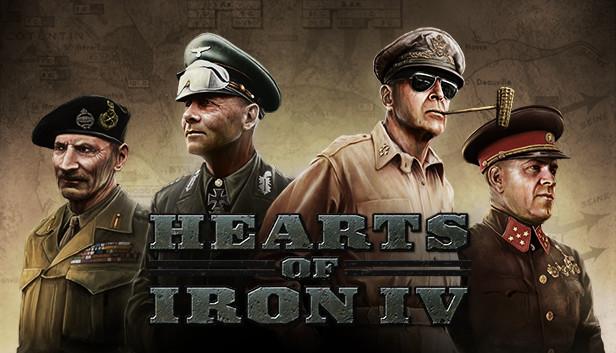 Hearts of Iron IV Jouable gratuitement sur PC (Dématérialisé)